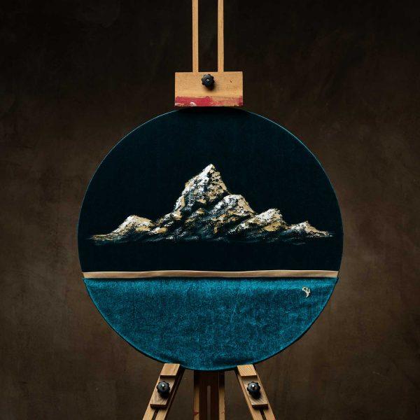 HelenaSirceljArt-Golden-Mountain-Original-Oil-Painting-Limited-Edition