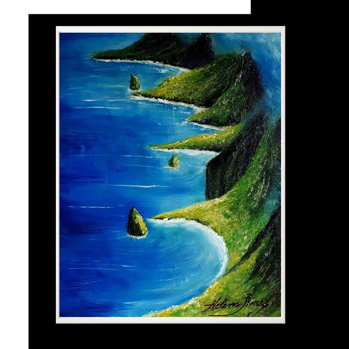 HelenaSirceljArt-Molokai-painting